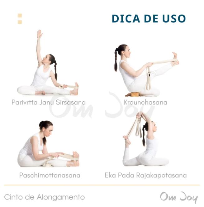 Cinto Iyengar Yoga