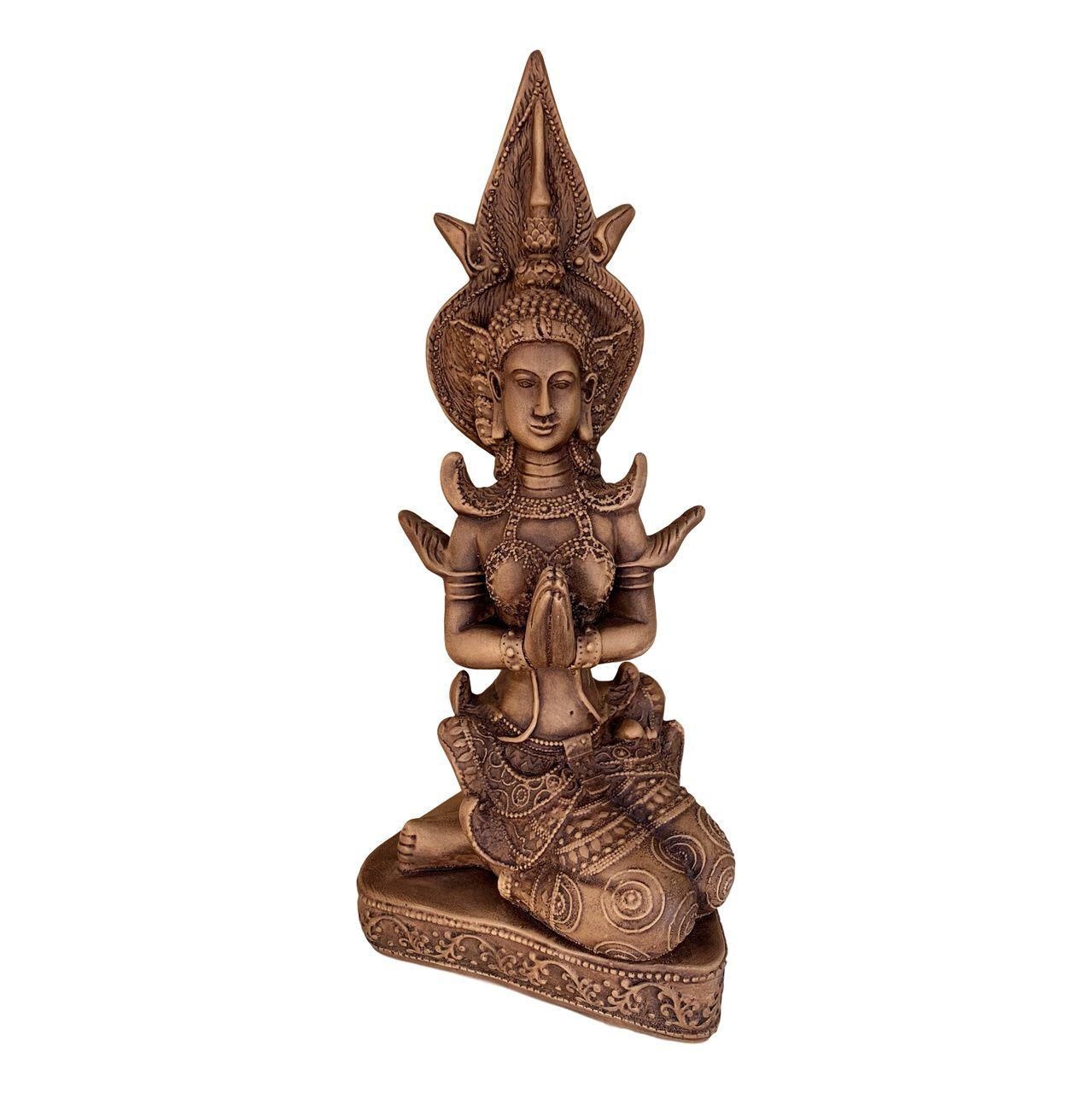 Deusa de Bali - Gesso
