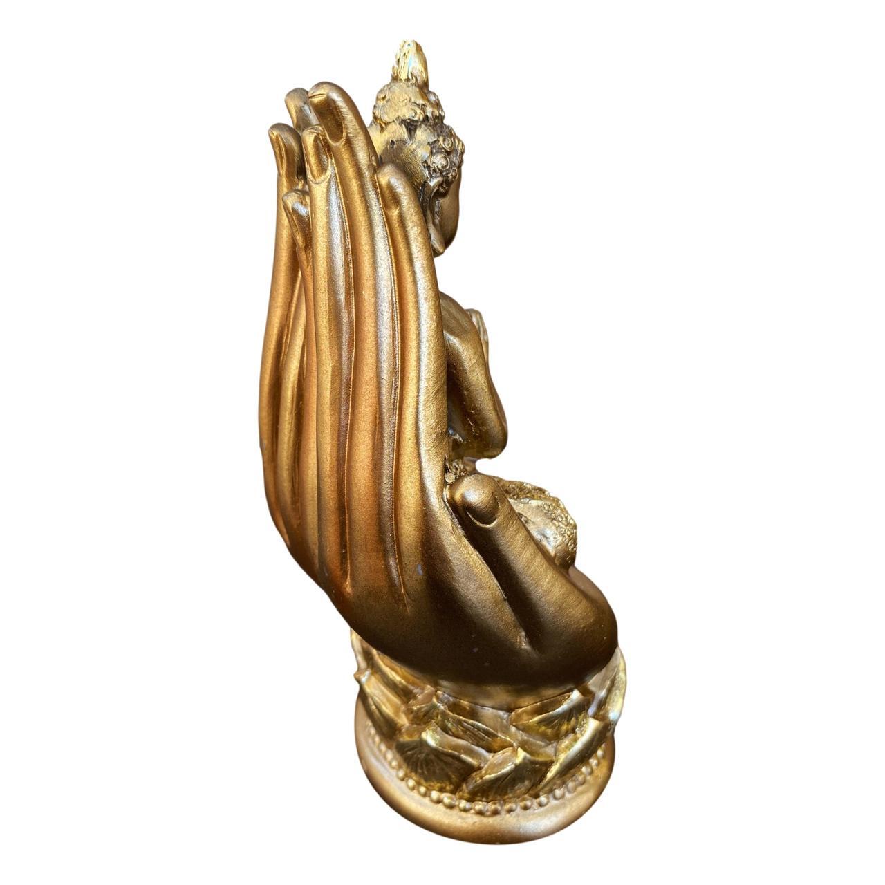 Estatueta Buda (Sidarta Gautama) - 3 Modelos - Resina