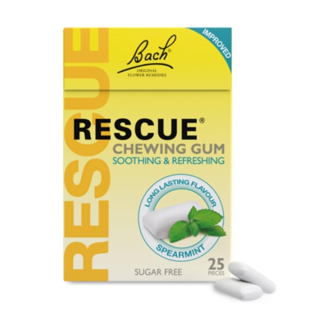 Goma de Mascar - Rescue Chewing Gum