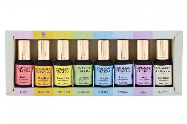 Kit Pomander Chakras 30ml
