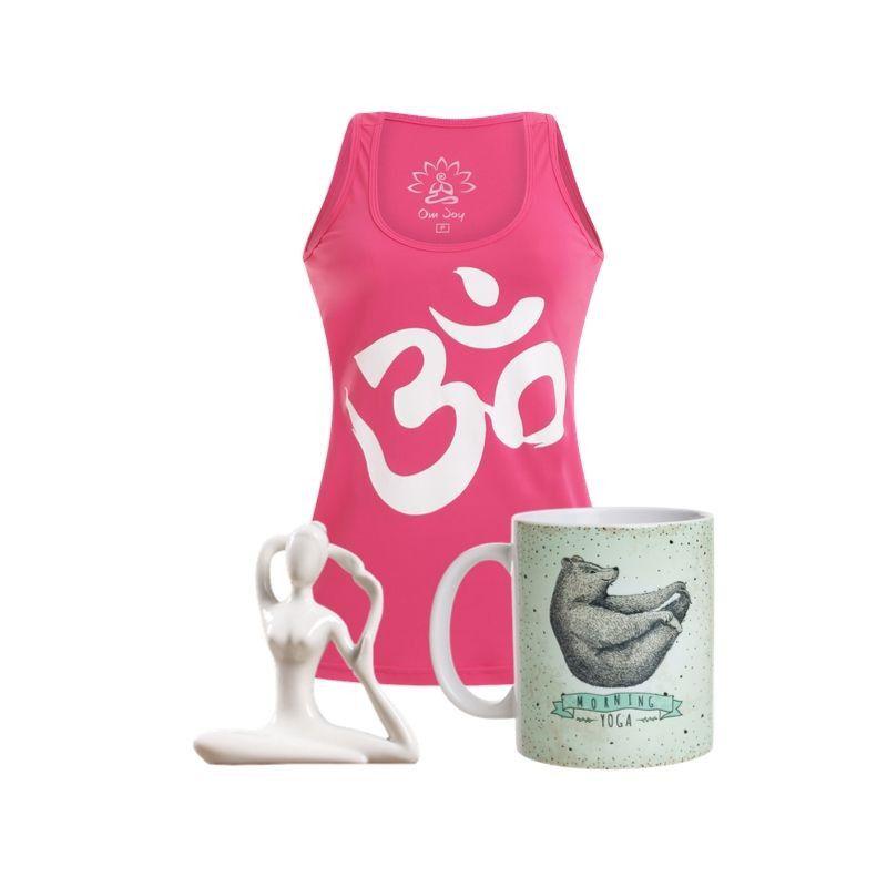 Kit Presente Yoga