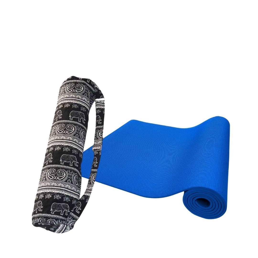 Kit Yogi: Tapete + Bolsa Porta Mat