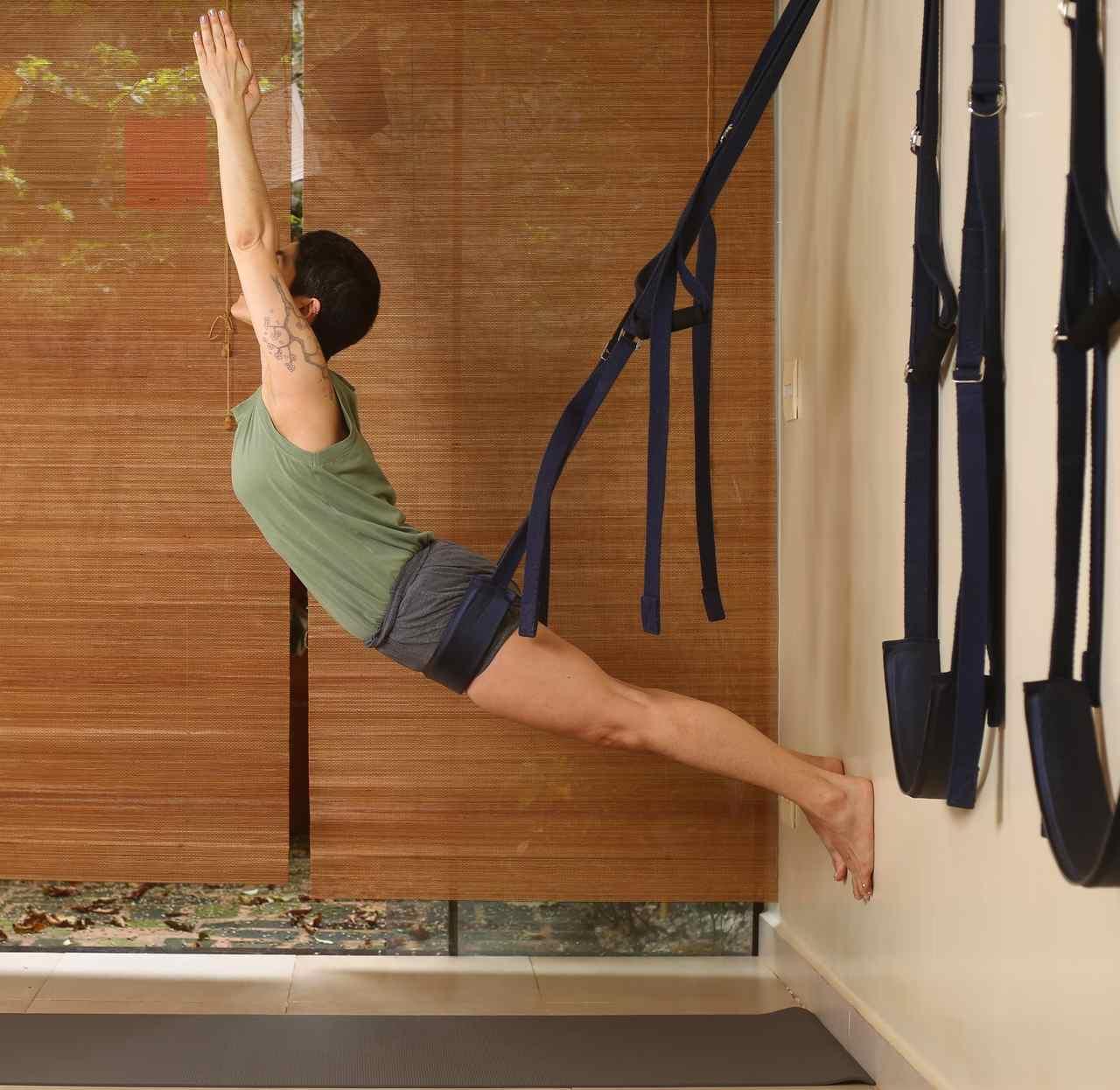Kurunta Yoga com Barrigada e Manoplas