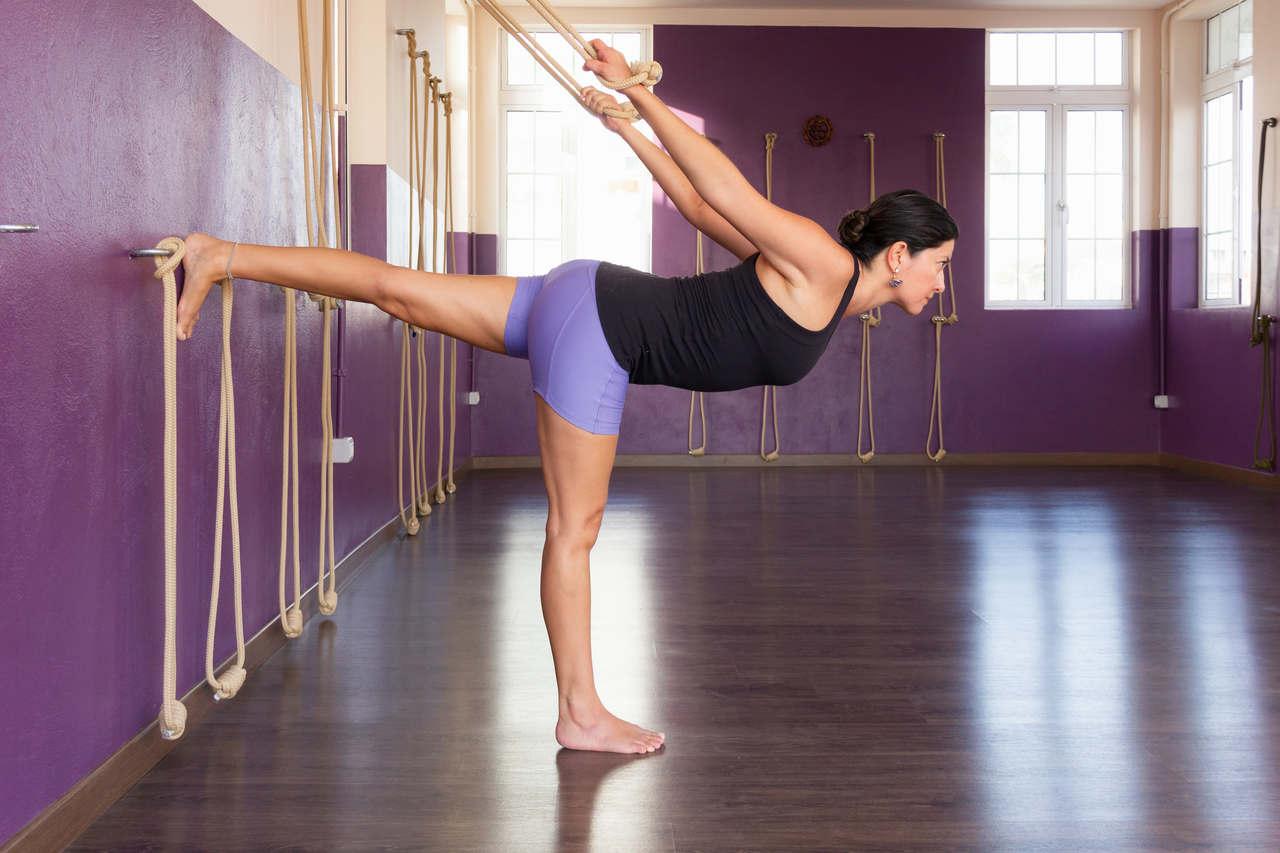 Kurunta Yoga de Corda