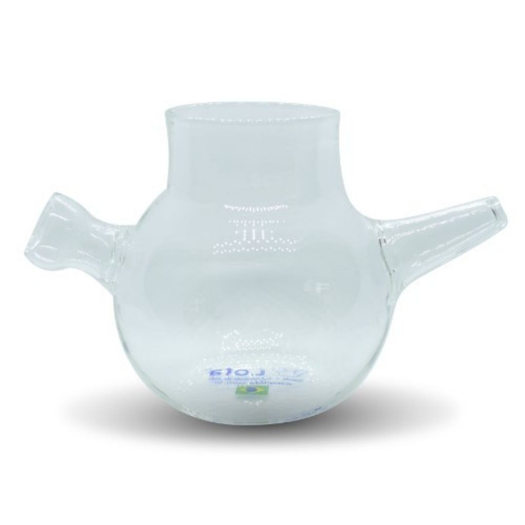 Lota Higienizador Nasal de Vidro G - 350 ml