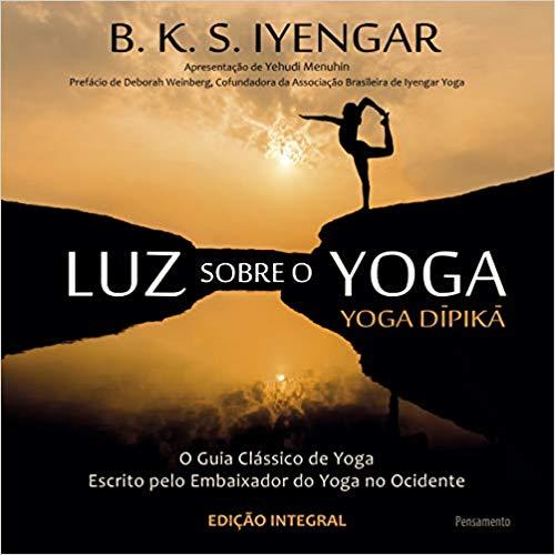 Livro Luz Sobre o Yoga (Português)