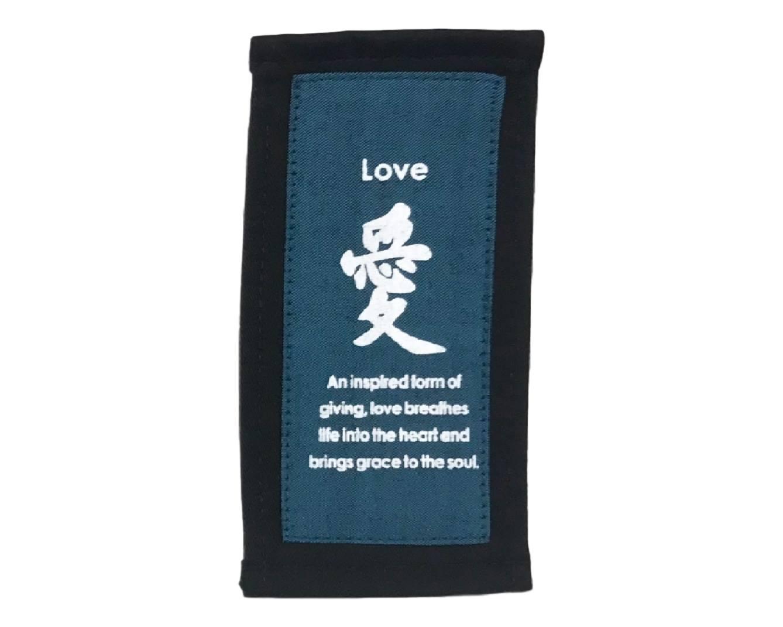 Marcador de Página (Livro) - Love