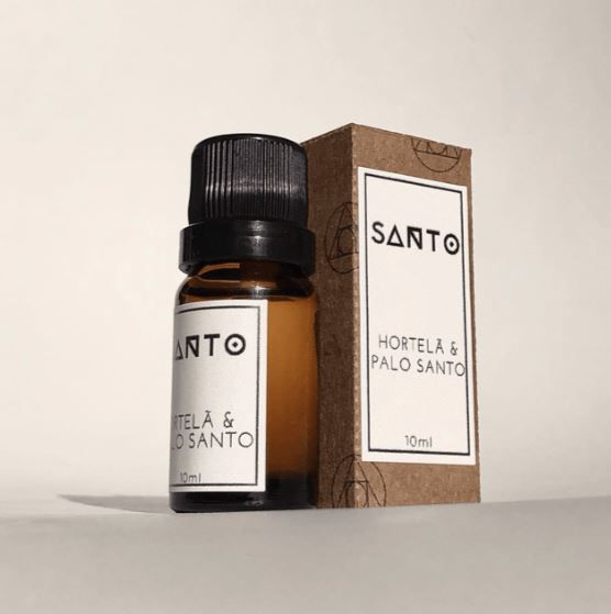 Óleo Essencial Santo Incenso - Lavanda e Palo Santo - 10ml