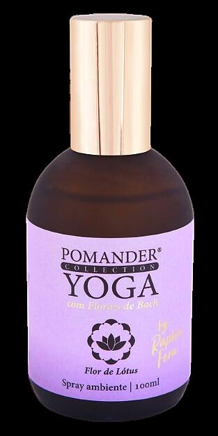 Pomander Yoga - Flor de Lótus 100 ml - Collection By Rapha Fera