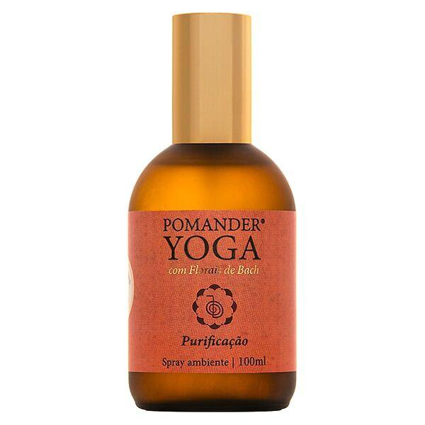 Pomander Yoga - Purificação 100 ml