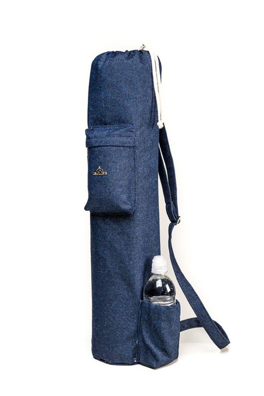 Porta Tapete de Yoga Jeans Azurita
