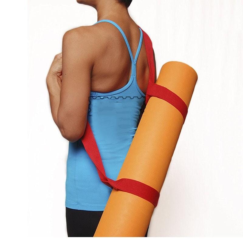 Porta Tapete - Yoga Mat Strap