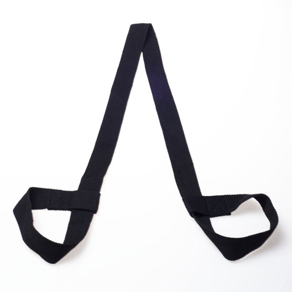 Porta Tapete - Yoga Mat Strap - Cor Preta