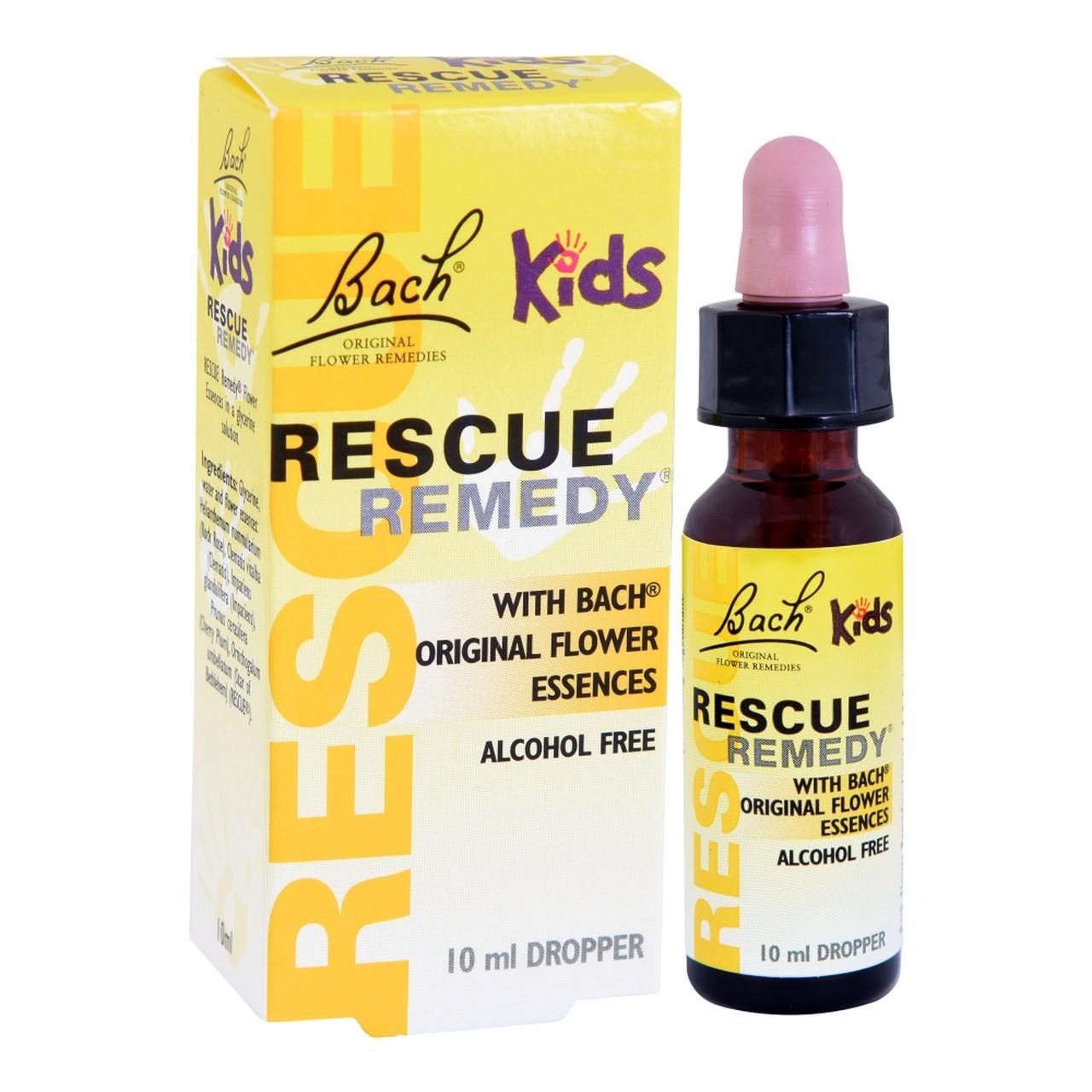 Rescue Kids (Sem Álcool) - 10 ml - Mona's Flower - Florais de Bach