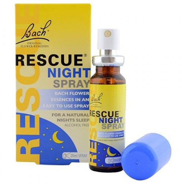 Rescue Night Spray 20 ml - Mona´s Flower