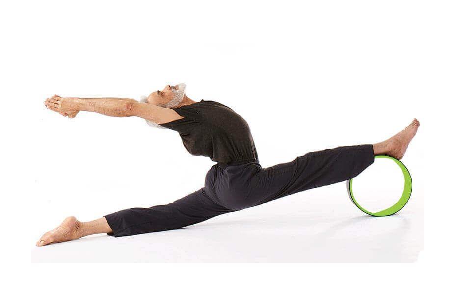 Roda de Yoga - Verde