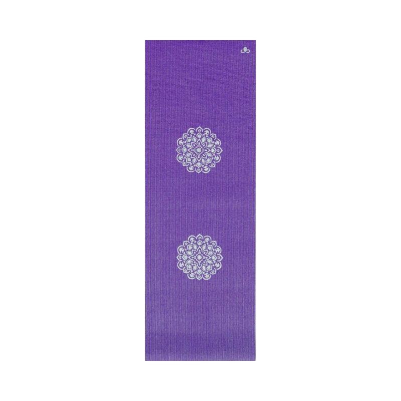Tapete de Yoga Om Flows - Mandala Ametista