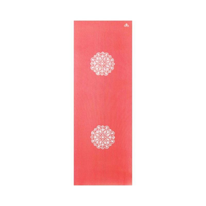 Tapete de Yoga Om Flows - Mandala Quartzo
