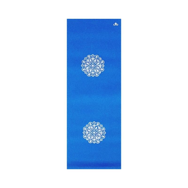 Tapete de Yoga Om Flows - Mandala Sodalita
