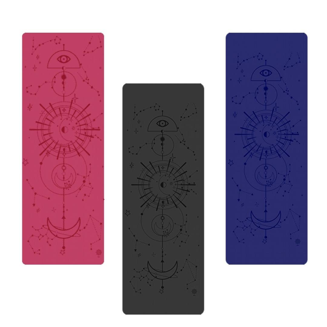 Tapete / Yoga Mat - Zodíaco PU - Antiderrapante