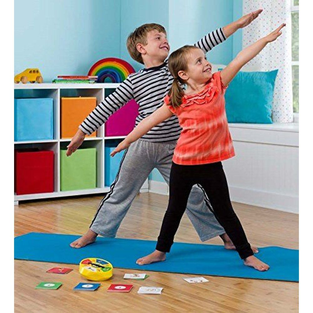 ThinkFun: Yoga Spinner Game