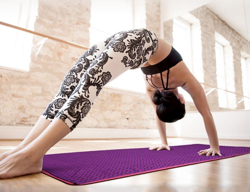 Toalha Antiderrapante Yoga - Ashtanga