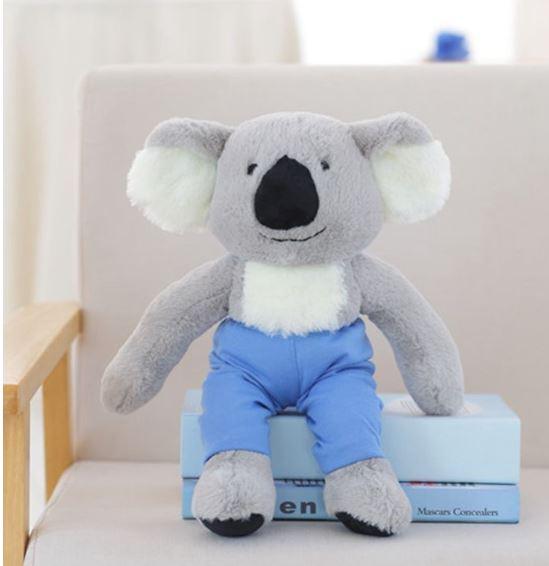 Urso Yogi Kids - Infantil - Yoga para Crianças - Coala