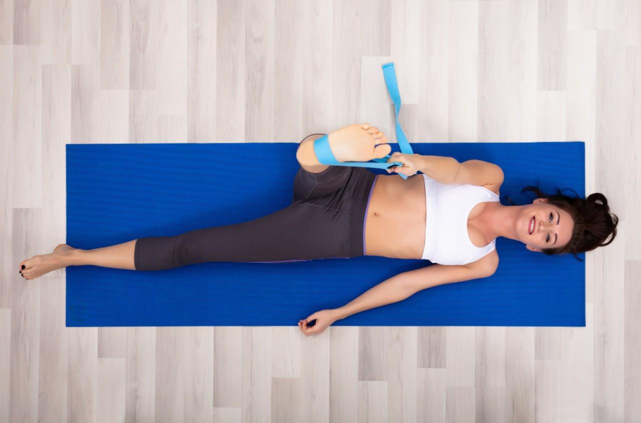 Yoga Strap - Cinto para Alongamento (270 cm)