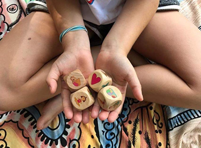 Yogi Dice: Jogo de Dados para Crianças!