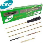 Kit de Limpeza CBC  para Carabina e Pistola 4.5 mm