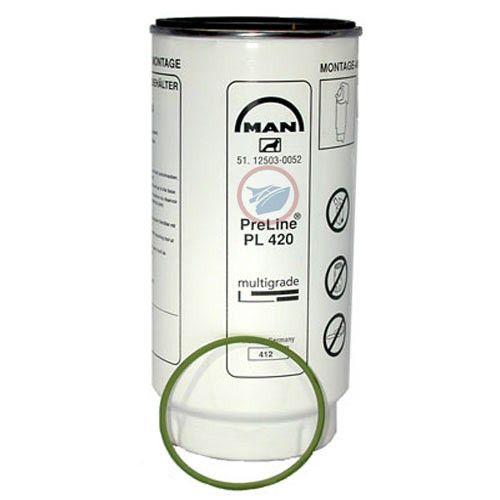 Filtro Diesel para Motor MAN - PL 0052