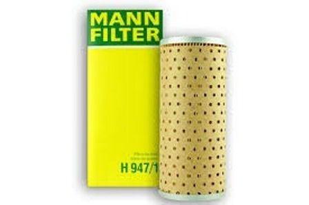 Filtro Lubrificante para Motor Mercedes MANN H947/1 (6 unidades)