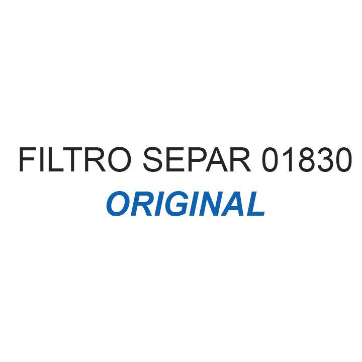 Filtro Separ 01830 Original - 2 unidades
