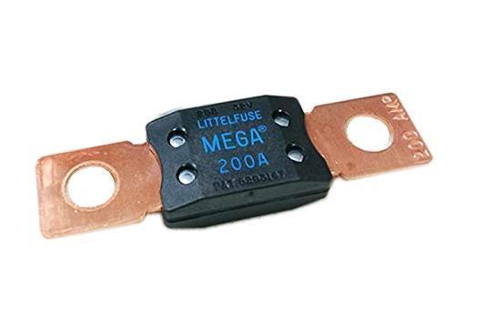 Fusível Mega 200 Amperes 32V