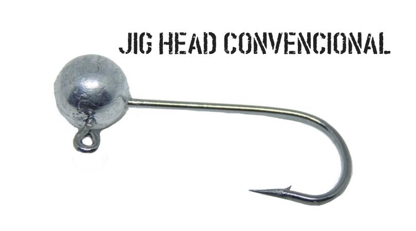 Jig Head para Isca Artificial - 8 gramas (2 unidades)