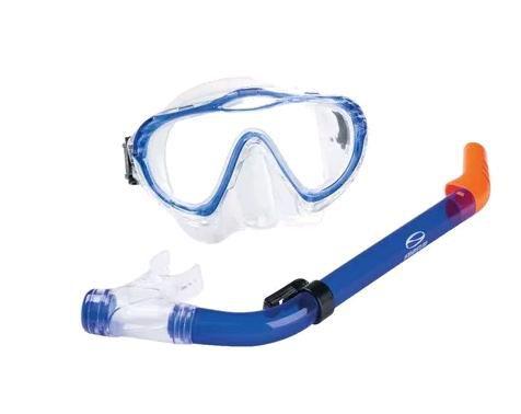 Kit de Mergulho Infantil Yris - Seasub (8 a 12 anos)