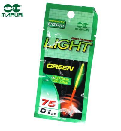 Luz Química para Pesca Noturna Espada Maruri 75 mm