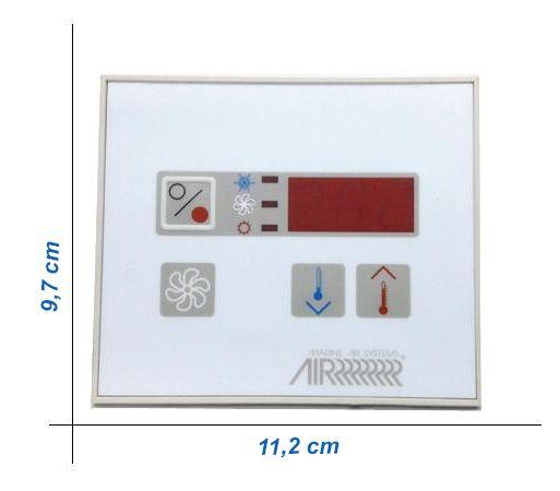 Painel para Ar Condicionado Marine Air - Branco