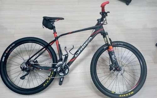- Bicicleta Semi-nova Orbea Alma M50 Carbono