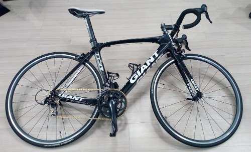 Bicicleta Semi-nova Giant Tcr