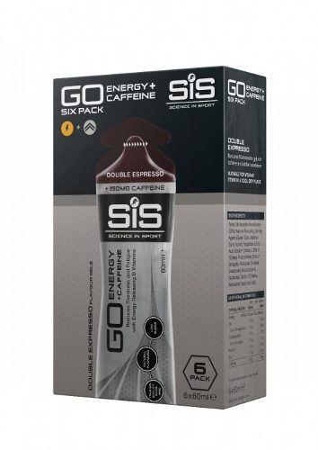 - Kit Com 5 Gel Sis Suplementos Energéticos