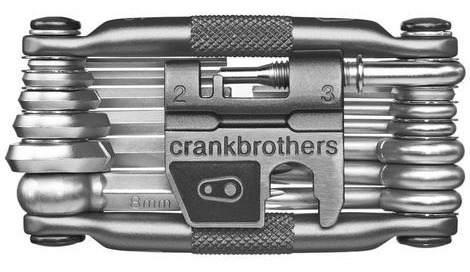 - Ferramenta Crankbrothers Multi-19 Prata Com Estojo