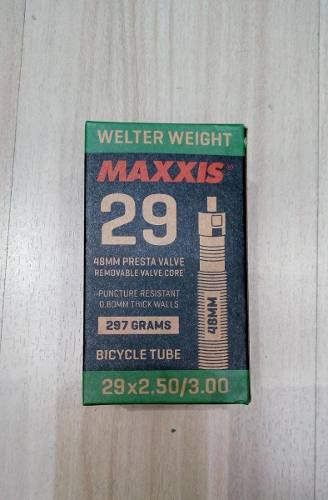 - Camara Para Bike Eletrica Maxxis Welter Weight 29x2.50/3.00