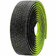 Fita De Guidão Velo Wrap Elastico C/ Gel 200x3cm Pto / Vrd