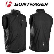 - Corta Vento Colete Bontrager Race Windshell Preto TamG/GG