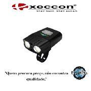 - Farol Bicicleta Xeccon Link Duo2 600 Lúmens Recarregável Usb