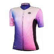 Camisa De Ciclismo Feminina Mauro Ribeiro Fresh
