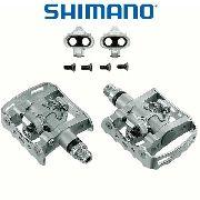 Pedal Shimano M324 + Taco Mtb Sh56 Original !