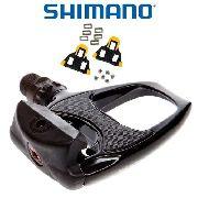 - Pedal Shimano R540 + Taco Sh11 - Original -preto